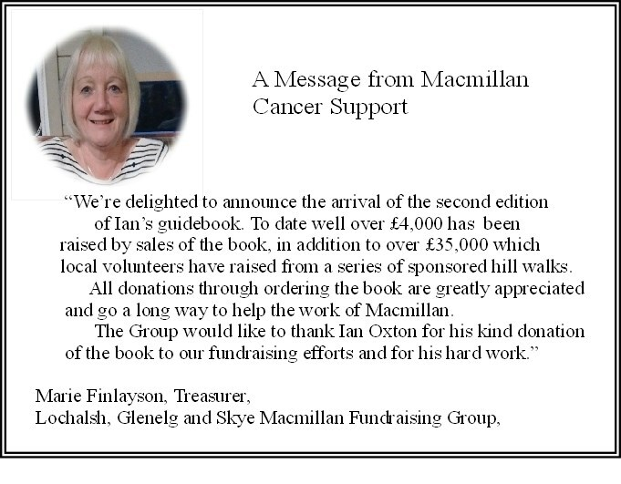 A message from Macmillan Cancer Support